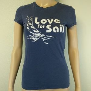 American Eagle Outfitters AEO Love for Sail XS